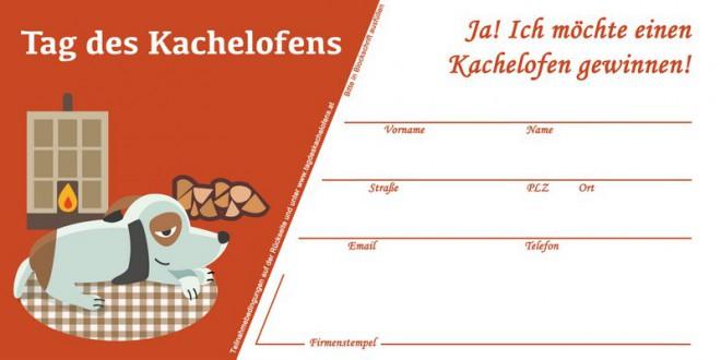 Tag des Kachelofen - Kachelofen gewinnen im Wert von 10.000 Euro
