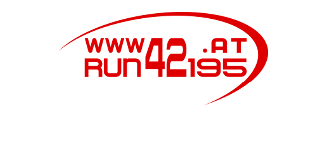Run42195.at Laufforum Logo aus Wien