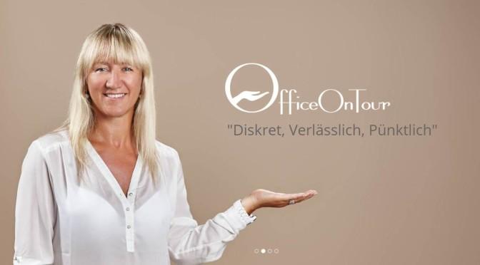 Bürodienstleistungen – Office on Tour aus Wien – Sabine König
