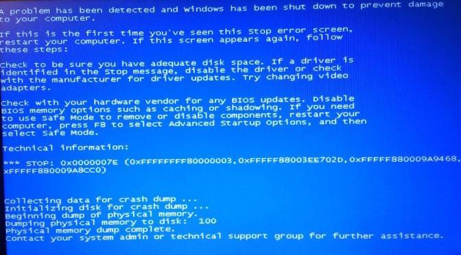 Win 10 zu Windows 7 zurückkehren- Bluescreen – Abgesicherter Modus reagiert Maus/Tastatur nicht mehr! gelöst